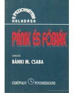 Pánik és fóbiák - Bánki M. Csaba