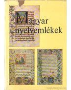 Magyar nyelvemlékek - Molnár József, Simon Györgyi
