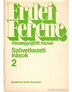Szövetkezeti írások 2 - Erdei Ferenc