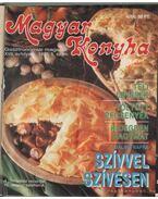 Magyar Konyha 1993. XVII. évfolyam (teljes) - F.Nagy Angéla