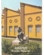 Budapest - Öntödei múzeum - Rappai Zsuzsa