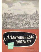 Magyarország története I-III. kötet - Székely György, Elekes Lajos, Lederer Emma