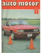 Autó-motor 1979 teljes (1-24. szám) - Kókai Imre (szerk.)