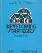 Developing strategies students' book strategies 3 - Abbs, Brian, Freebairn, Ingrid