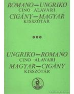 Cigány-magyar magyar cigány kisszótár - Choli Daróczi József-Feyér Levente