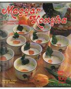 Magyar Konyha 1992. XVI. évfolyam (teljes) - F.Nagy Angéla