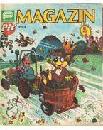 Pajtás Magazin - Pif 1982. - Somos Ágnes