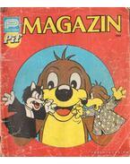 Pajtás Magazin - Pif 1981. - Somos Ágnes