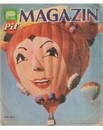 Pajtás Magazin Pif 1986. - Somos Ágnes