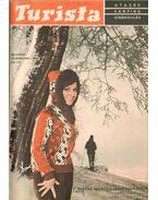 Turista 1968. 1969. teljes (2 évfolyam egybekötve) - Endrődi Lajos
