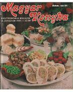 Magyar Konyha 1985. IX. évfolyam (teljes) - F.Nagy Angéla