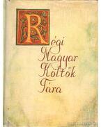 Régi Magyar költők tára XVII. század  1. kötet - Kalinczay TIbor (szerk.), Stoll Béla