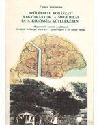 Szőlészeti, borászati hagyományok, a megújulás és a közösség kötelékében - Csoma Zsigmond