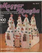 Magyar Konyha 1988. XII. évfolyam (teljes) - F.Nagy Angéla