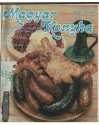 Magyar Konyha 1984. VIII. évfolyam (teljes) - F.Nagy Angéla