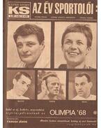 Képes Sport 1968. XV. évfolyam (teljes) - Kutas István