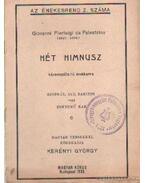 Hét himnusz - Kerényi György