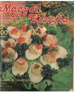 Magyar Konyha 1990. XIV. évfolyam (teljes) - F.Nagy Angéla