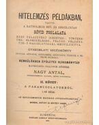 Hitelelemzés példákban II. kötet - Nagy Antal