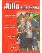 A vándorút vége - Mozgó célpont - Álompár - Júlia különszám 27. kötet - Child, Maureen, Galitz, Cathleen, Gold, Kristi