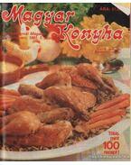Magyar Konyha 1991. XV. évfolyam (teljes) - F.Nagy Angéla