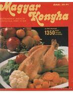 Magyar Konyha 1980. IV. éfolyam (teljes) - Nyerges Ágnes