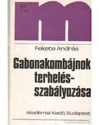 Gabonakombájnok terhelésszabályozása - Fekete András