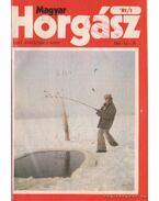Magyar Horgász 1981. XXXV. évfolyam (teljes) - Péter Robert