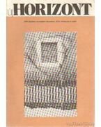 Új Horizont 1997 XXV. évfolyam 4. szám október-november-december - Raffai István