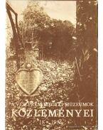 A Veszprém megyei múzeumok közleményei 18. 1986 - Törőcsik Zoltán (szerk.), Uzsoki András