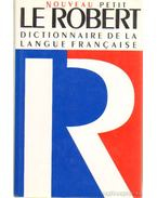 Le nouveau Petit Robert dictionnaire alphabétique et analogique de la langue francaise - Robert, Paul