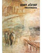 Egry József bibliográfia - Egry József