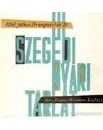 Szegedi Nyári Tárlat 1962. július 21 - augusztus 20 - Szelesi Zoltán