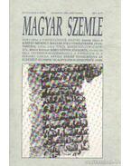 Magyar Szemle 1993. szeptember 9. szám - Kodolányi Gyula