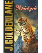 Papírtigris - J. Goldenlane