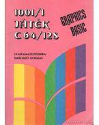 1001/1 játék C64-128 - Németh István, Székely László, Erdős Iván, Schmidt Endre