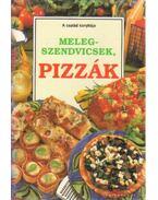 Melegszendvicsek, pizzák - F.Nagy Angéla