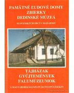 Tájházak, gyűjtemények, falumúzeumok a magyarországi szlovák településeken (szlovák nyelvű) - Krupa András