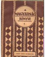 A magyarság könyve 1927. XII. - Az ezüst nyíl - Kilián Zoltán
