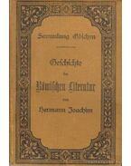 Geschichte der Römischen Literatur - Hermann, Joachim