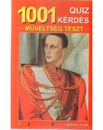 1001 quiz kérdés - Damásdi Ildikó (szerk.), Szöllősi Péter