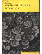 Mechanismen der Evolution (Az evolúció működése) 1971. - Lange, Erich
