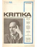 Kritika 73/11 - Pándi Pál