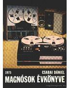 Magnósok évkönyve 1975. - Csabai Dániel