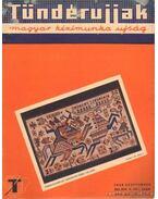 Tündérujjak 1938. szeptember 9. (161.) szám - W. Bartha Emma (szerk.)