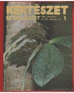 Kertészet és szőlészet 1985. január-június (34. évf.) - Gévay János