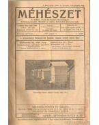 Méhészet 1941 (teljes évfolyam),; 1940, 1944 (töredékek) - Boczonádi Szabó Imre