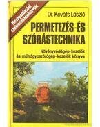 Permetetezés- és szórástechnika - Dr. Kováts László