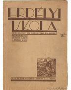 Erdélyi Iskola 1935-36. jan.-febr. - György Lajos, Márton Áron
