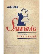 Magyar Sakkvilág 1950. április IV. szám - Tóth László
